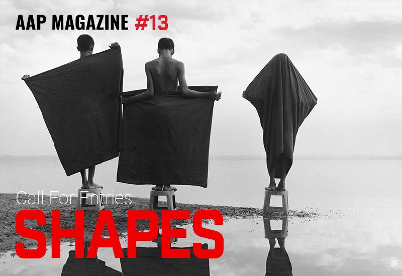 AAP Magazine #13 Shapes - logo