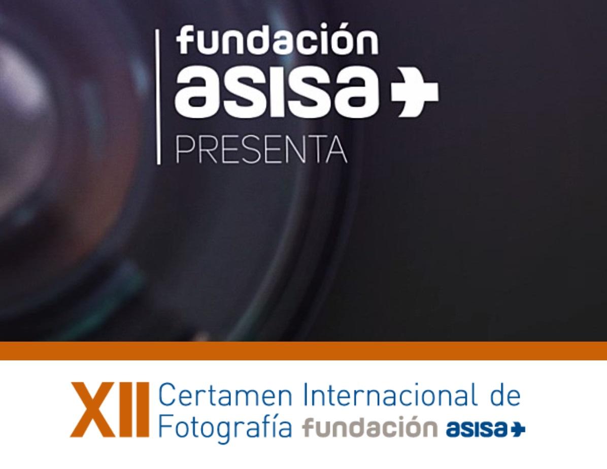 XII International Photography Contest ASISAFoto - logo