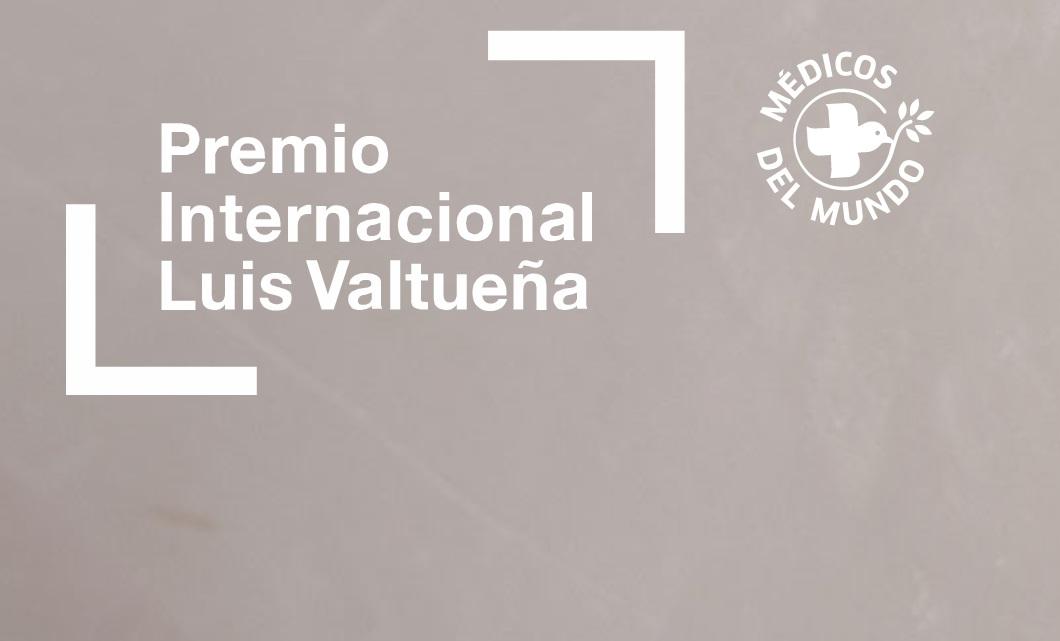 Luis Valtueña International Humanitarian Photography Award 2020 - logo