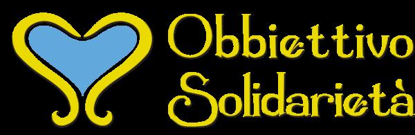 Obbiettivo Solidarietà 2020 - logo