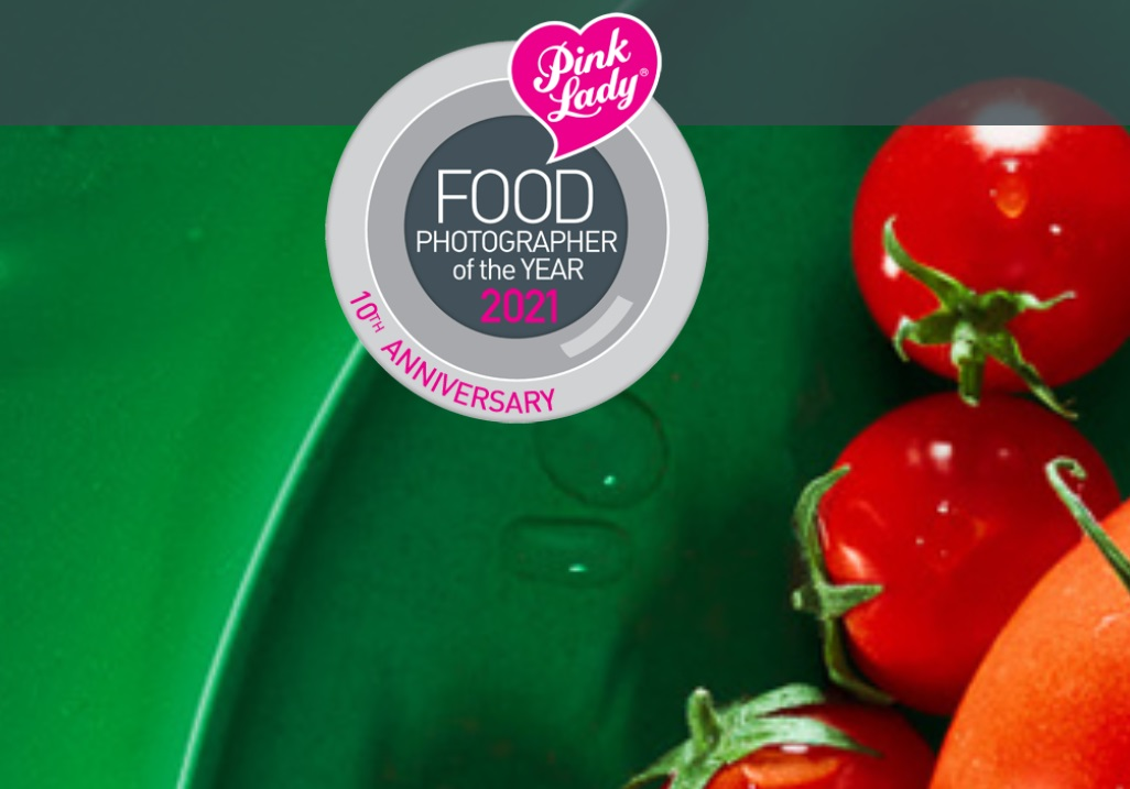 Pink Lady® Food Photographer of the Year 2021 - logo