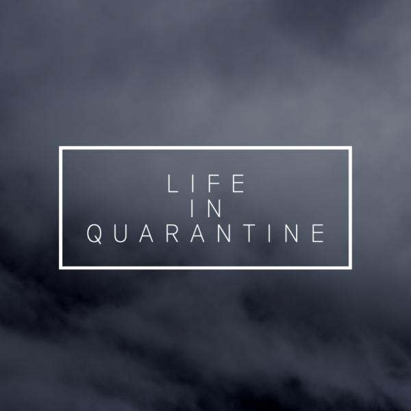 Life in Quarantine 2020 - logo