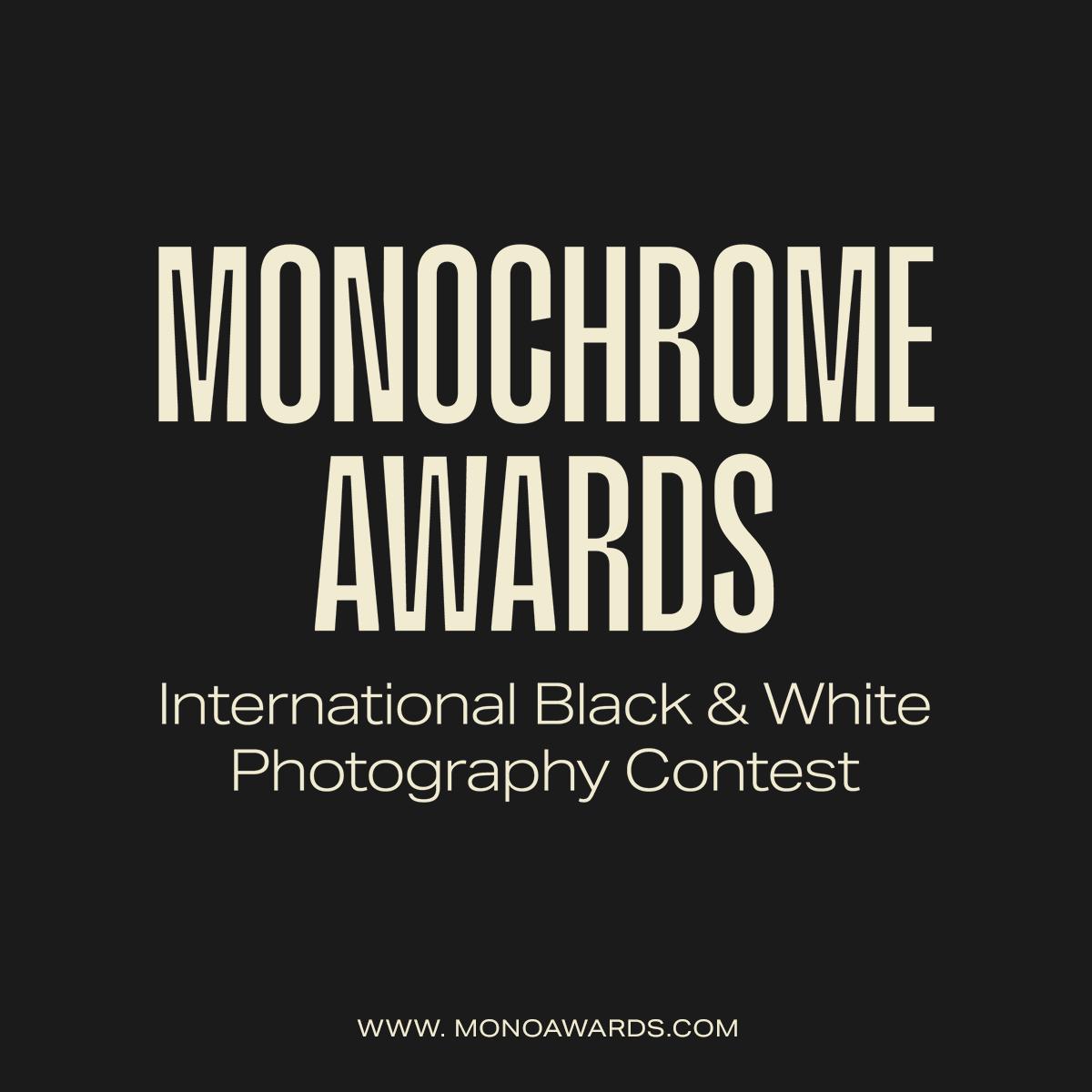 Monochrome Awards 2021 - logo