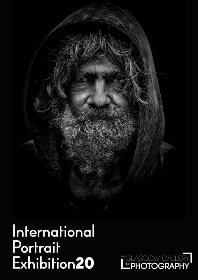 International Portrait Exhibition 2020 - logo