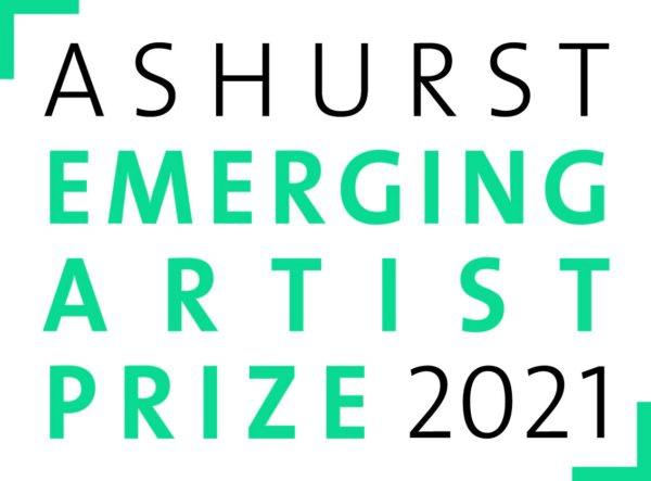 Ashurst Emerging Artist Prize 2021 - logo