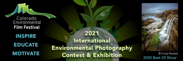 CEFF Environmental Photo Contest 2020 - logo