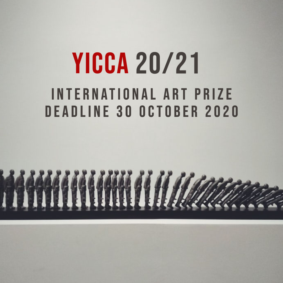 YICCA 20/21 – International Contest of Contemporary Art - logo
