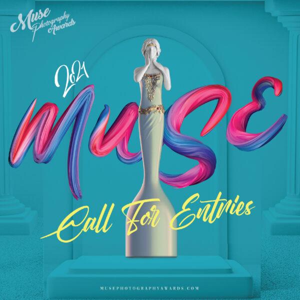 MUSE Photography Awards 2021 - logo