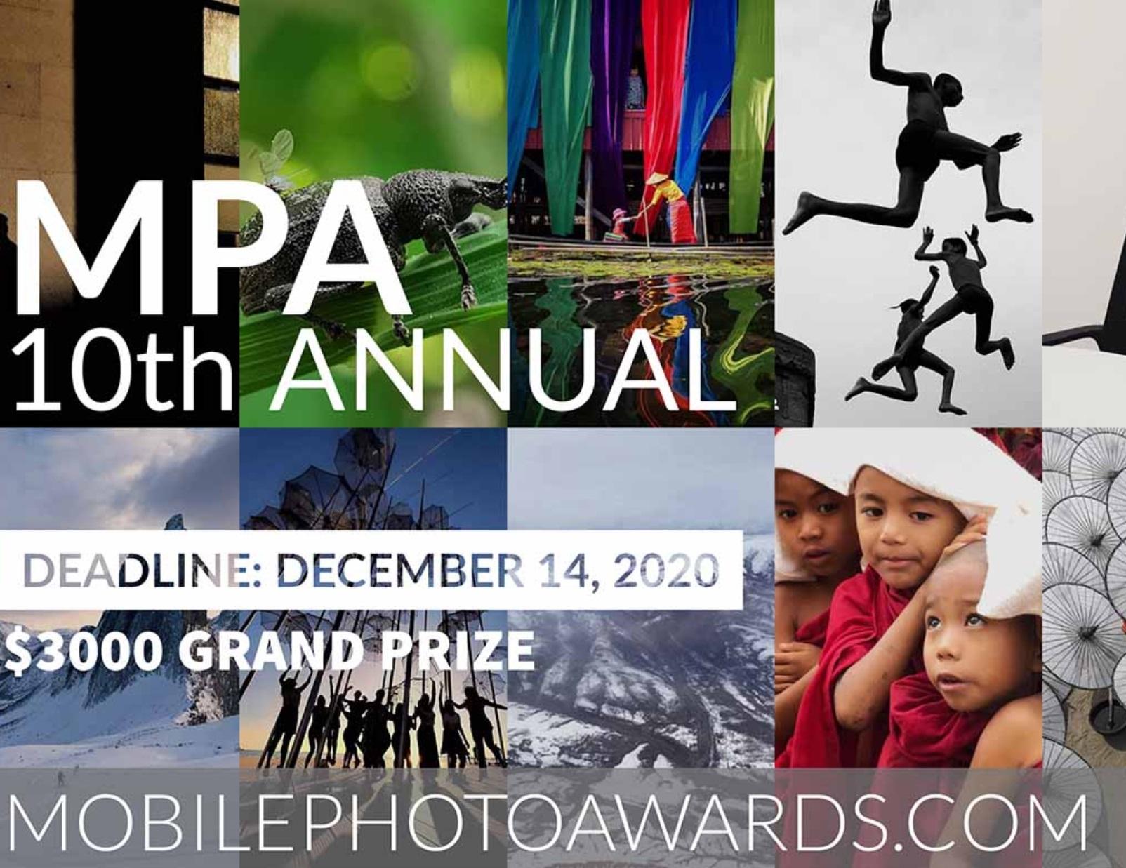 Mobile Photography Awards 2020 - logo