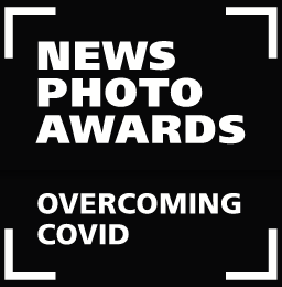 News Photo Awards. Overcoming COVID - logo