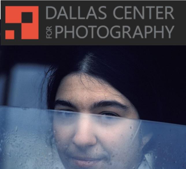 The Human Portrait: Dallas Center for Photography - logo