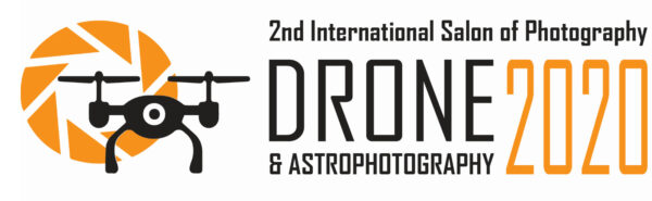 2nd Salon of DRONE and ASTROPHOTOGRAPHY 2020 - logo