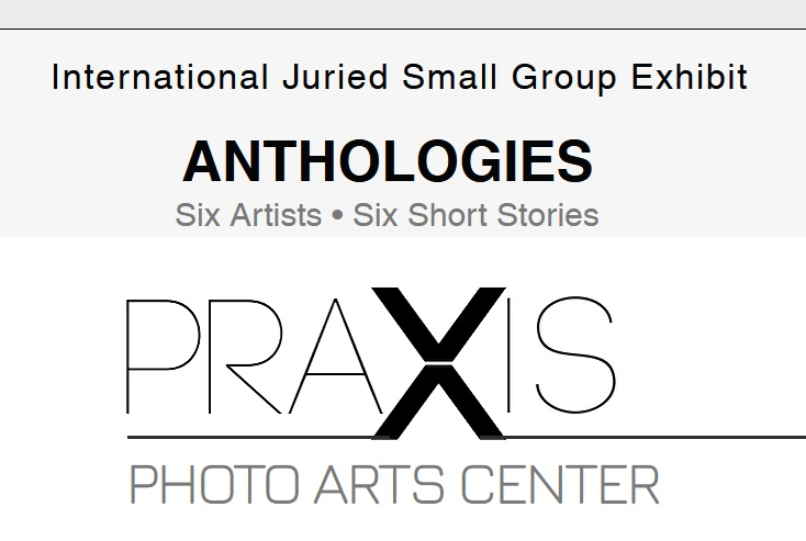 ANTHOLOGIES | SIX ARTISTS • SIX STORIES - logo