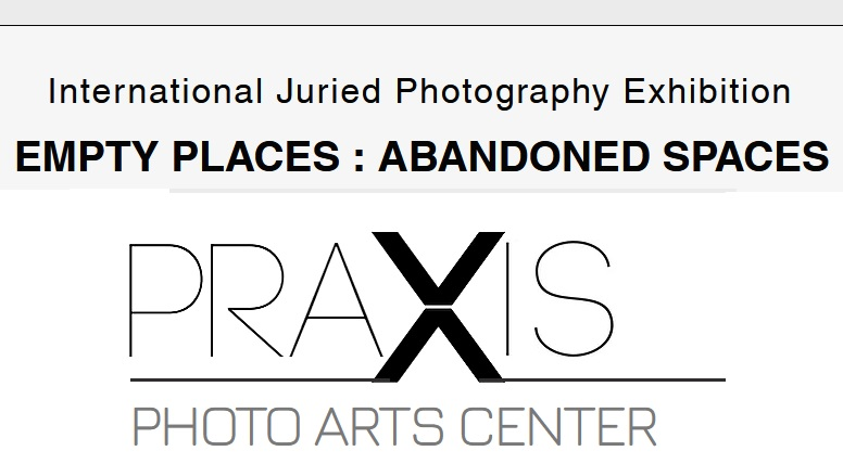 EMPTY PLACES: ABANDONED SPACES - logo
