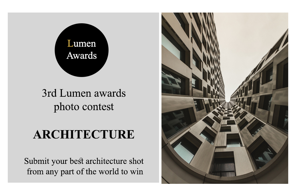 Lumen Awards Architecture Photo Contest 2021 - logo