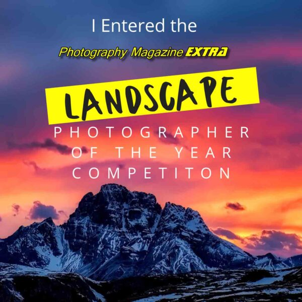 Photo Mag Extra Landscape Photographer of the Year 2020 - logo