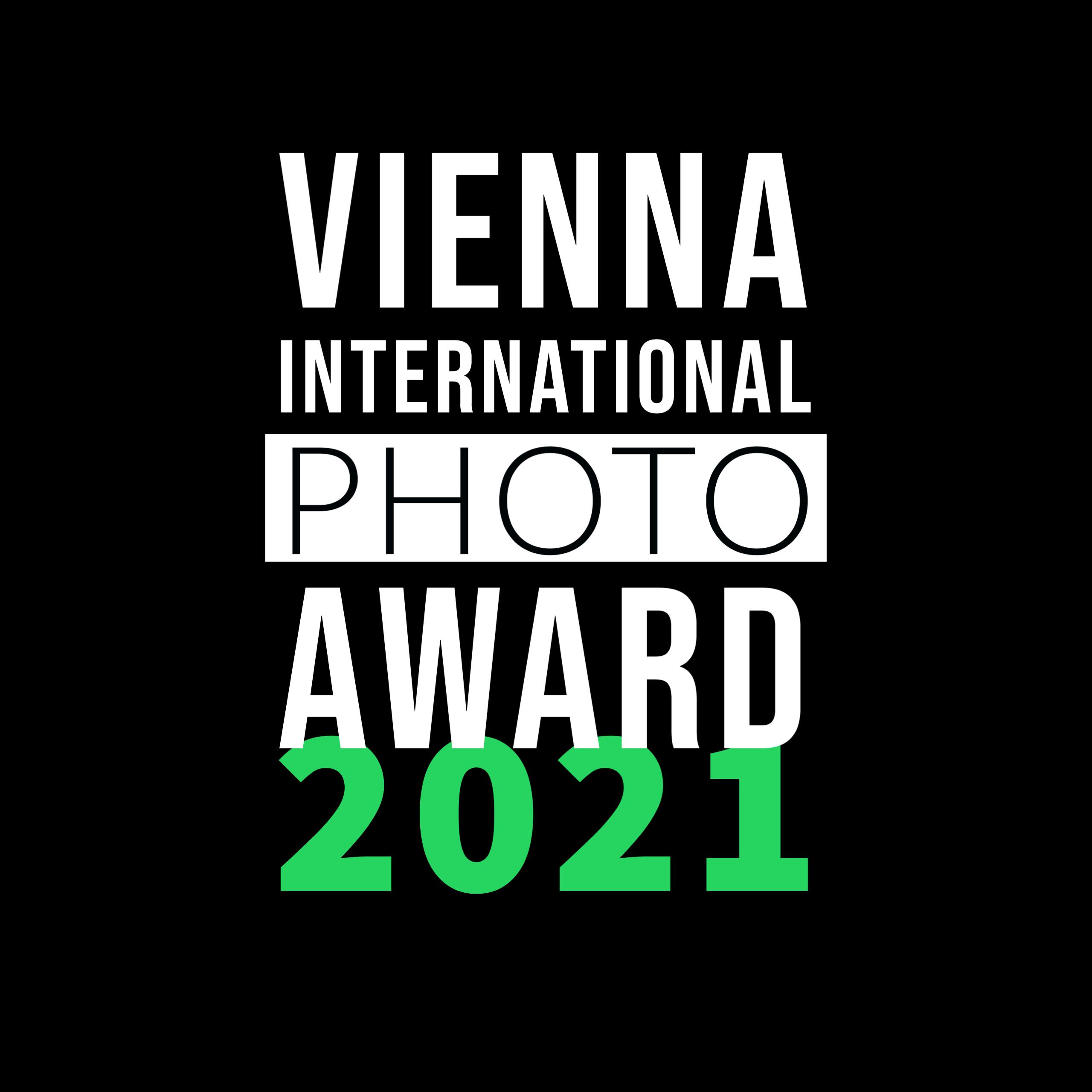 Vienna International Photo Contest 2021 - logo