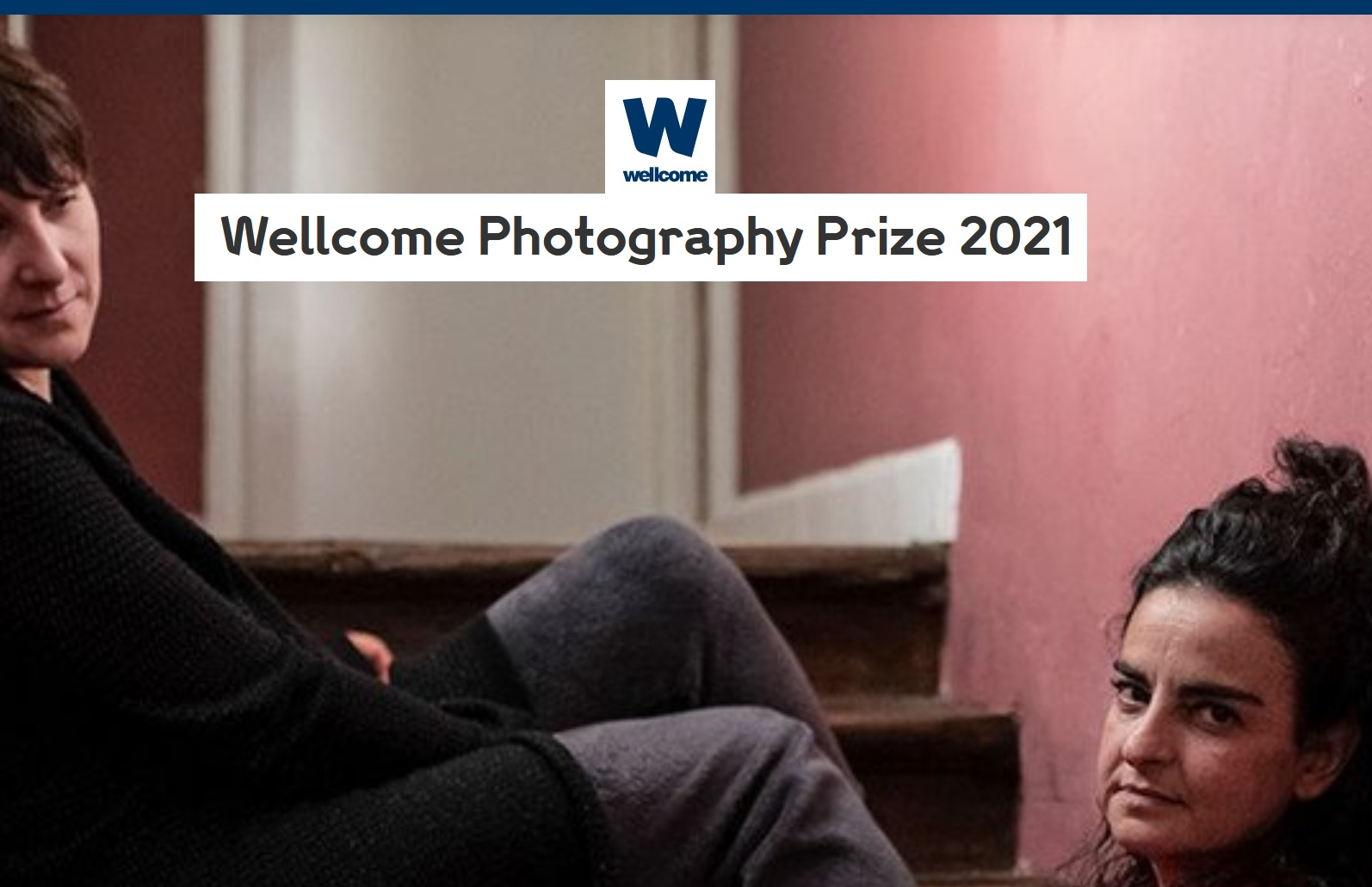 Wellcome Photography Prize 2021 - logo