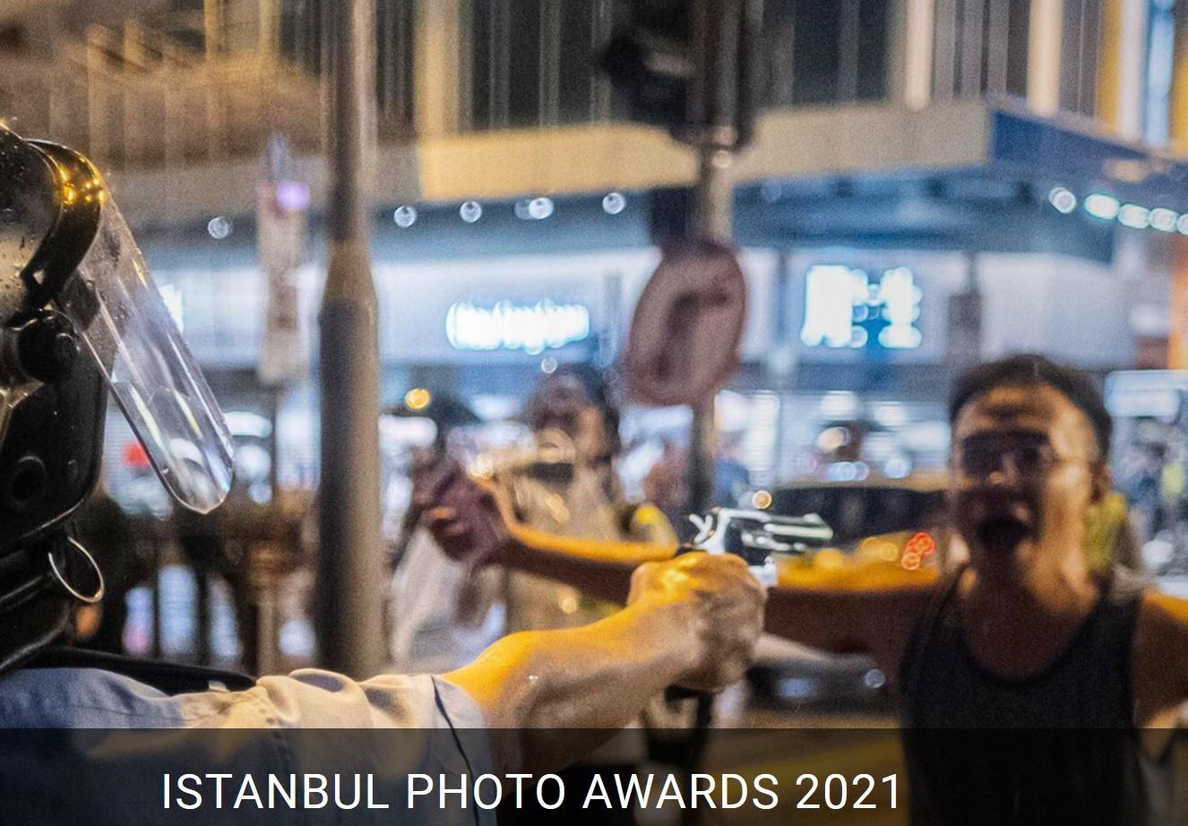 2021 Istanbul Photo Awards - logo