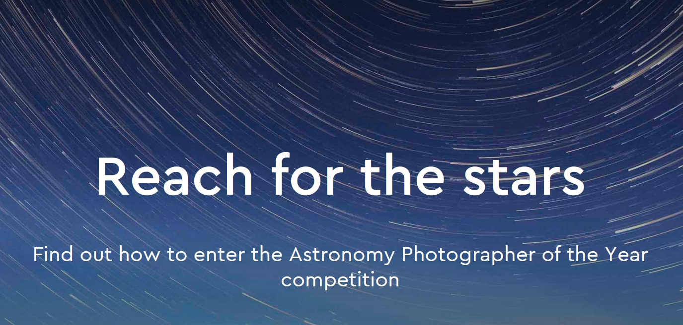 Insight Investment Astronomy Photographer of the Year 2021 - logo