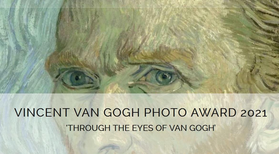 Vincent van Gogh Photo Award 2021 - logo