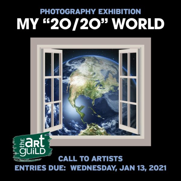 My 20/20 World - logo