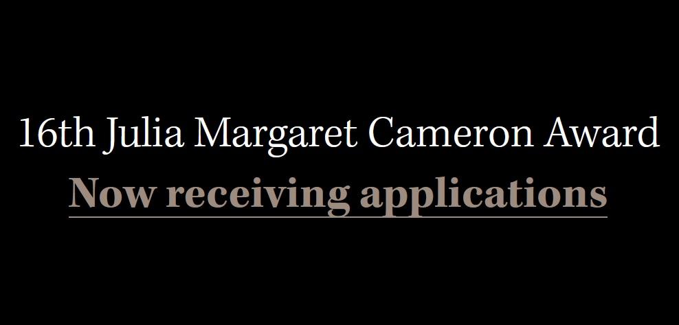 16th Julia Margaret Cameron Award for Women Photographers 2021 - logo