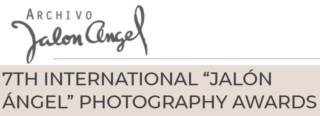 "7th ""JALÓN ÁNGEL"" Photo Awards 2021 - logo"