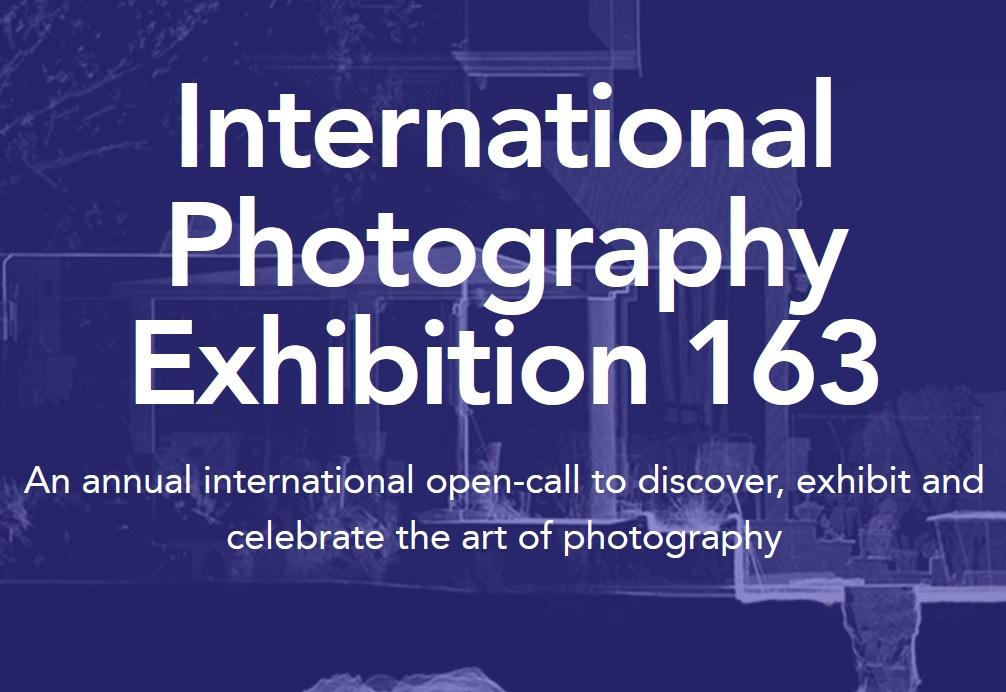 International Photography Exhibition 163 - logo