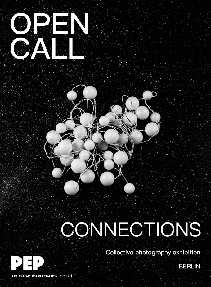 Connections – Take part in a photography exhibition in Berlin! - logo
