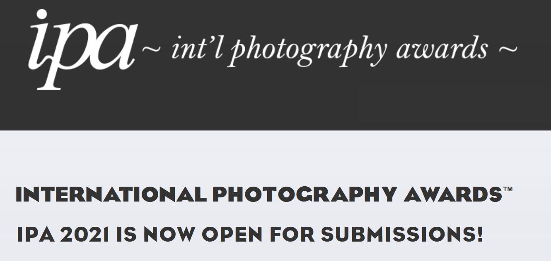 IPA International Photography Awards 2021 - logo