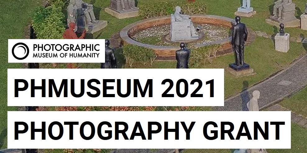 PHmuseum 2021 Photography Grant - logo