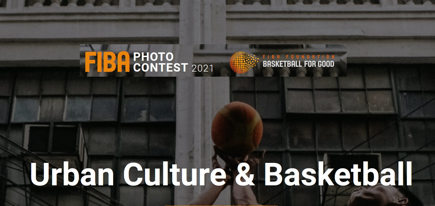 FIBA Photo Contest 2021 - logo