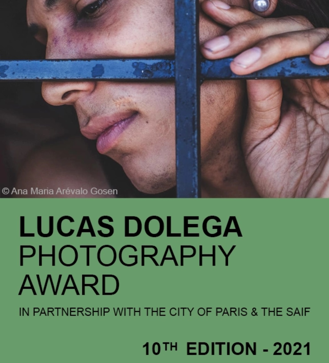 Lucas Dolega Photography Award 2021 - logo