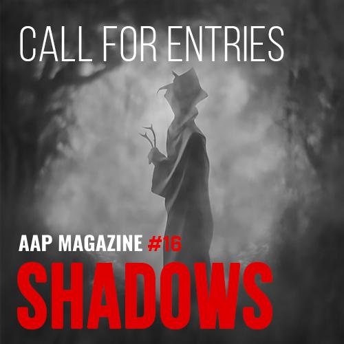 AAP Magazine#16: Shadows - logo