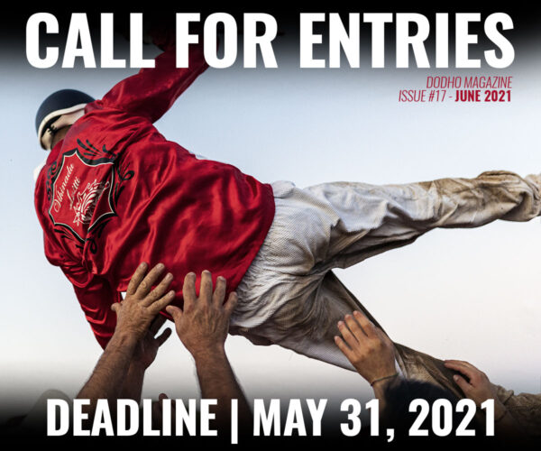 17th Call for Entries - Dodho 2021