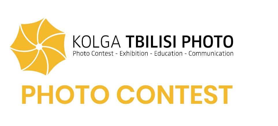 KOLGA TBILISI PHOTO AWARD 2021 - logo