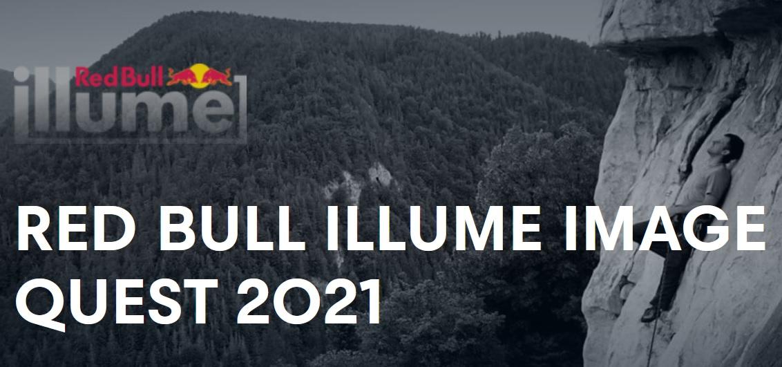 Red Bull Illume Image Quest 2021 - logo
