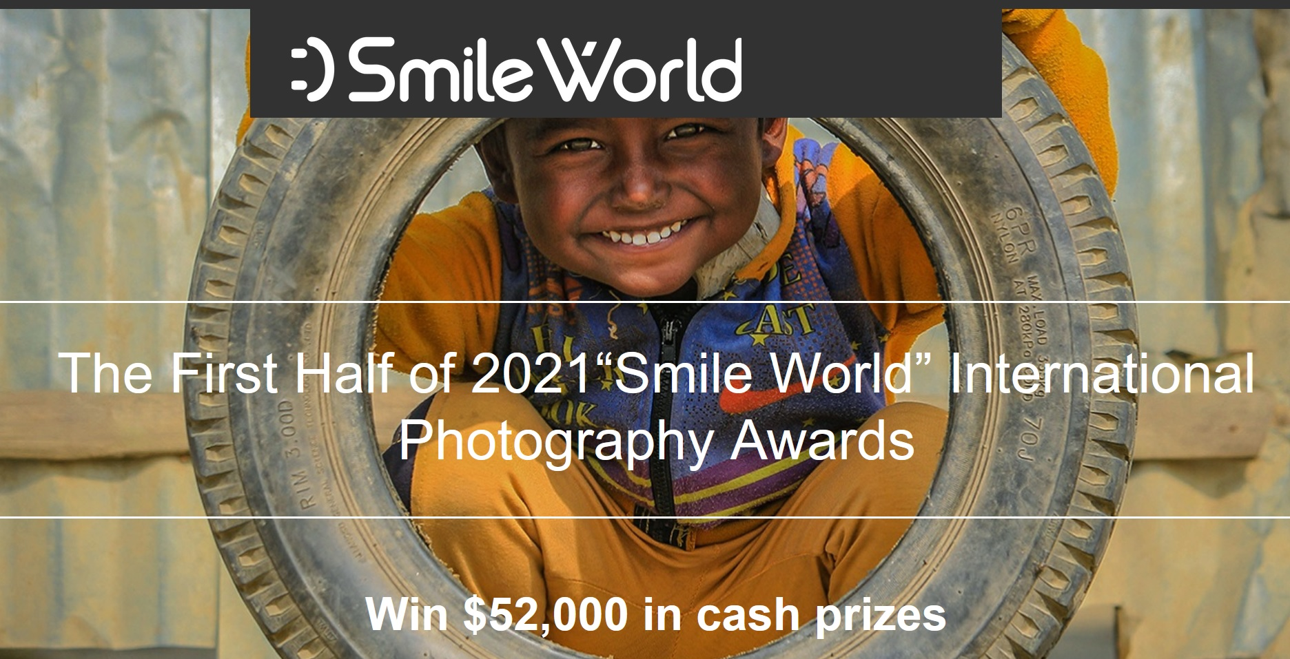"The First Half of 2021 ""Smile World"" - logo"