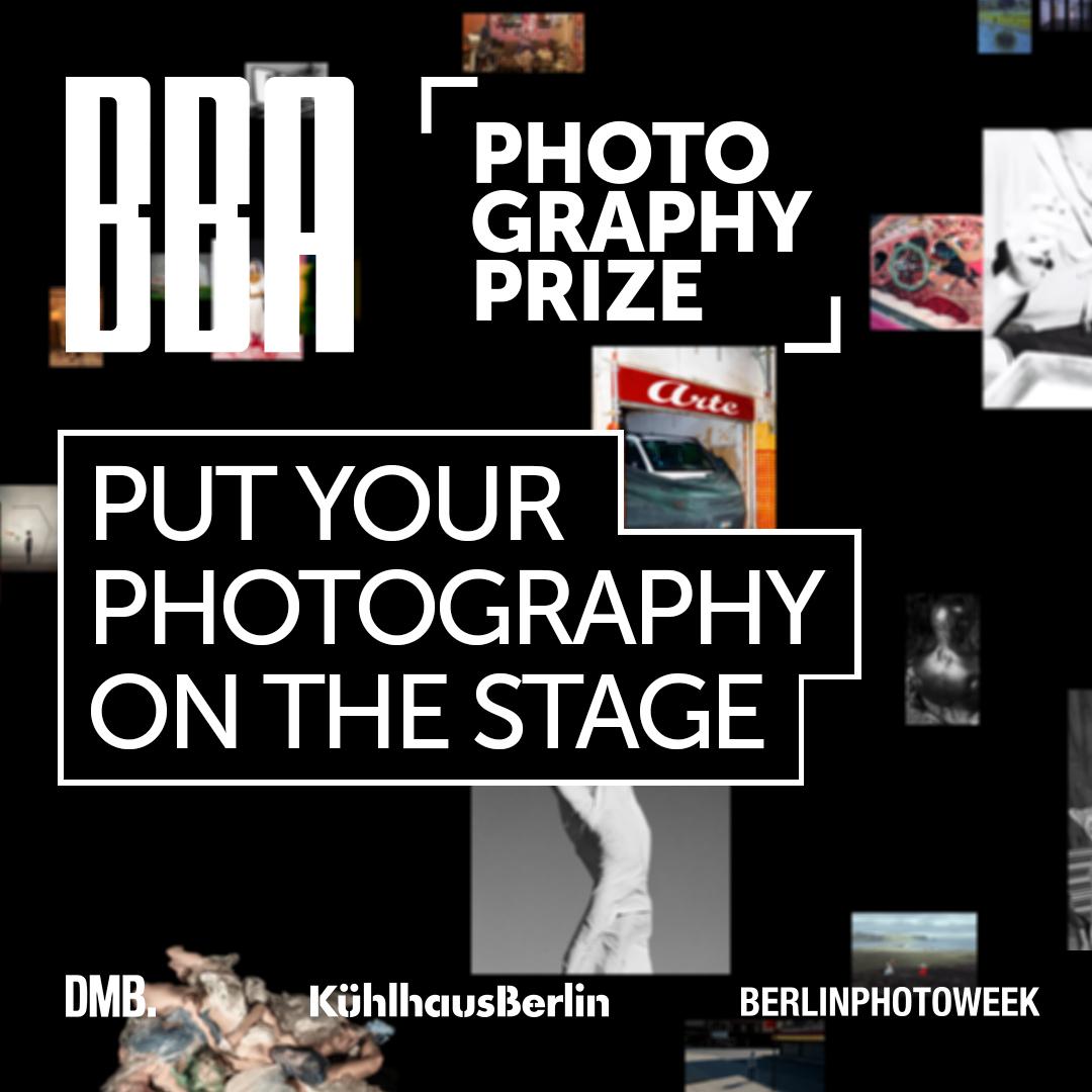 BBA Artist Prize 2021 - logo