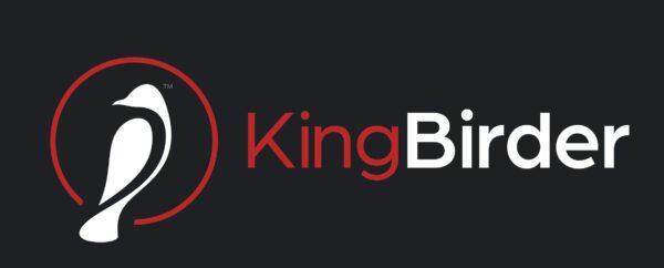 "KingBirder: ""A Pair or Greater"" - logo"