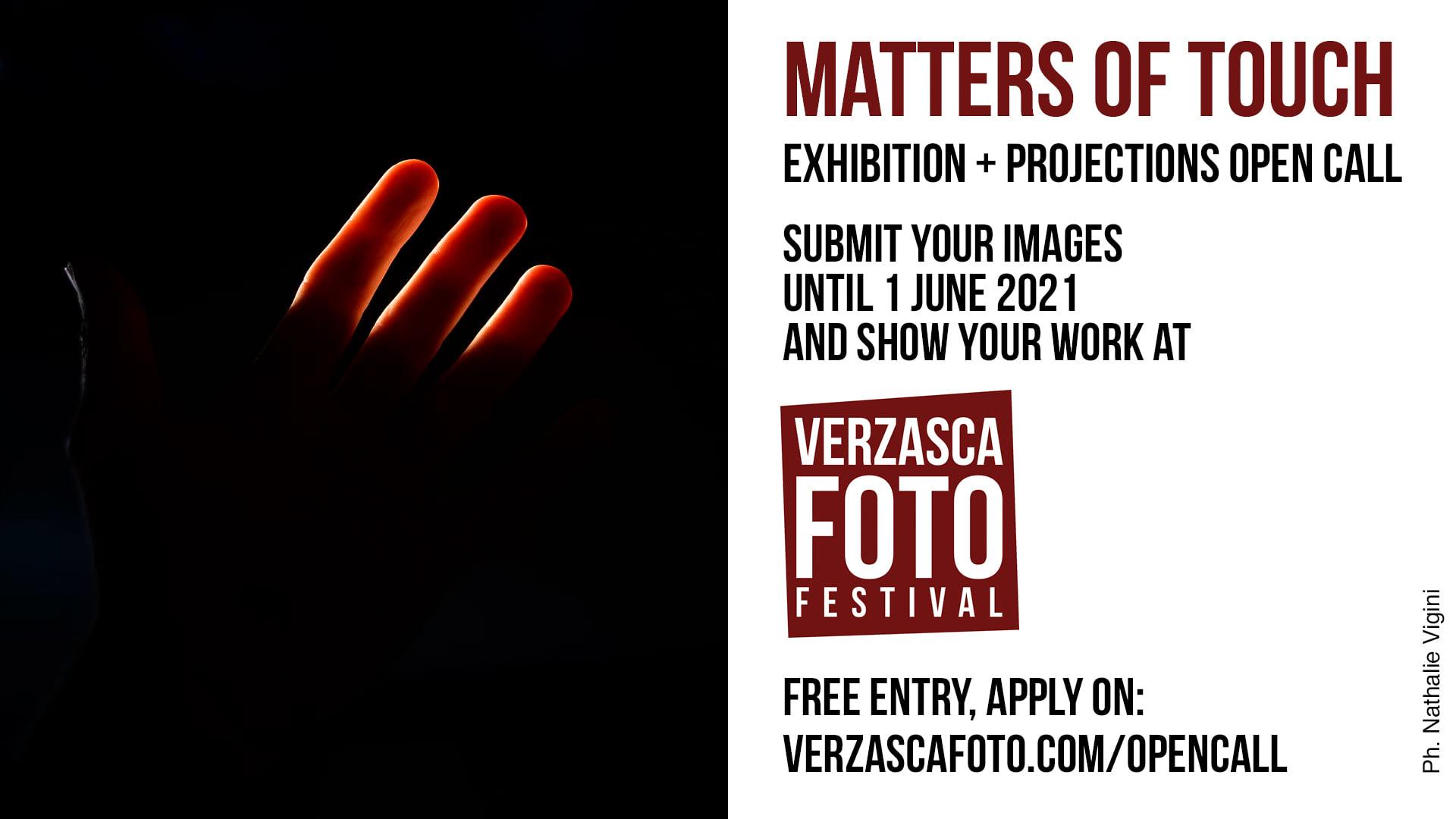 Verzasca Foto Festival Switzerland – Exhibition Open Call - logo