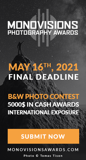 Annual Black and White Photo Awards Photo Contest 2021