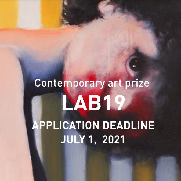 Lab.19 art contest - logo