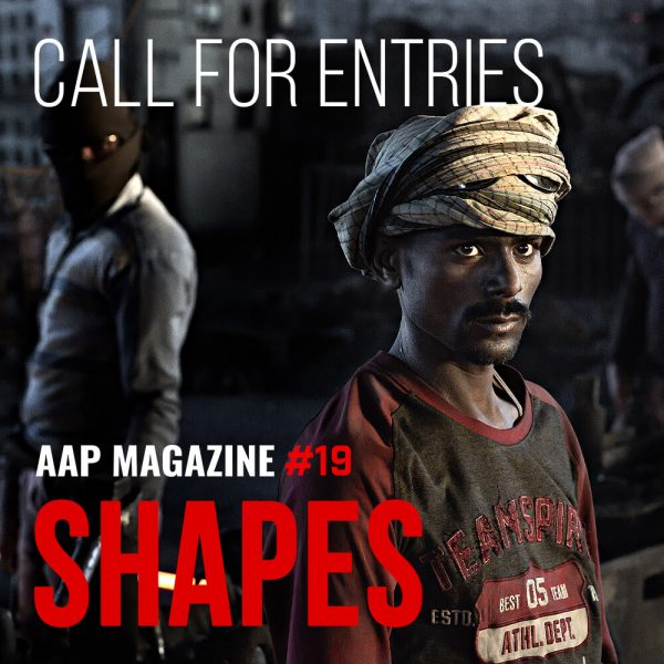 AAP Magazine#19 SHAPES
