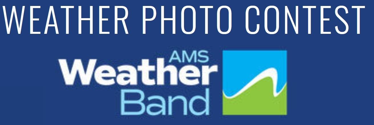 AMS Weather Band Photo Contest 2021 - logo