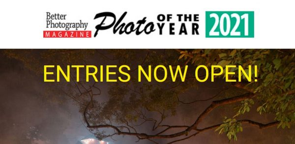 Better Photography Magazine Photo of the Year 2021