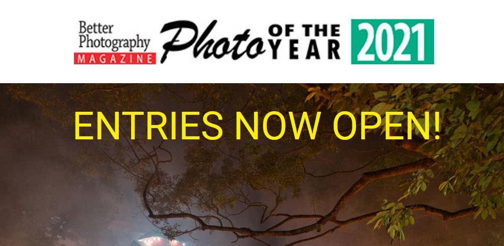Better Photography Magazine Photo of the Year 2021 - logo