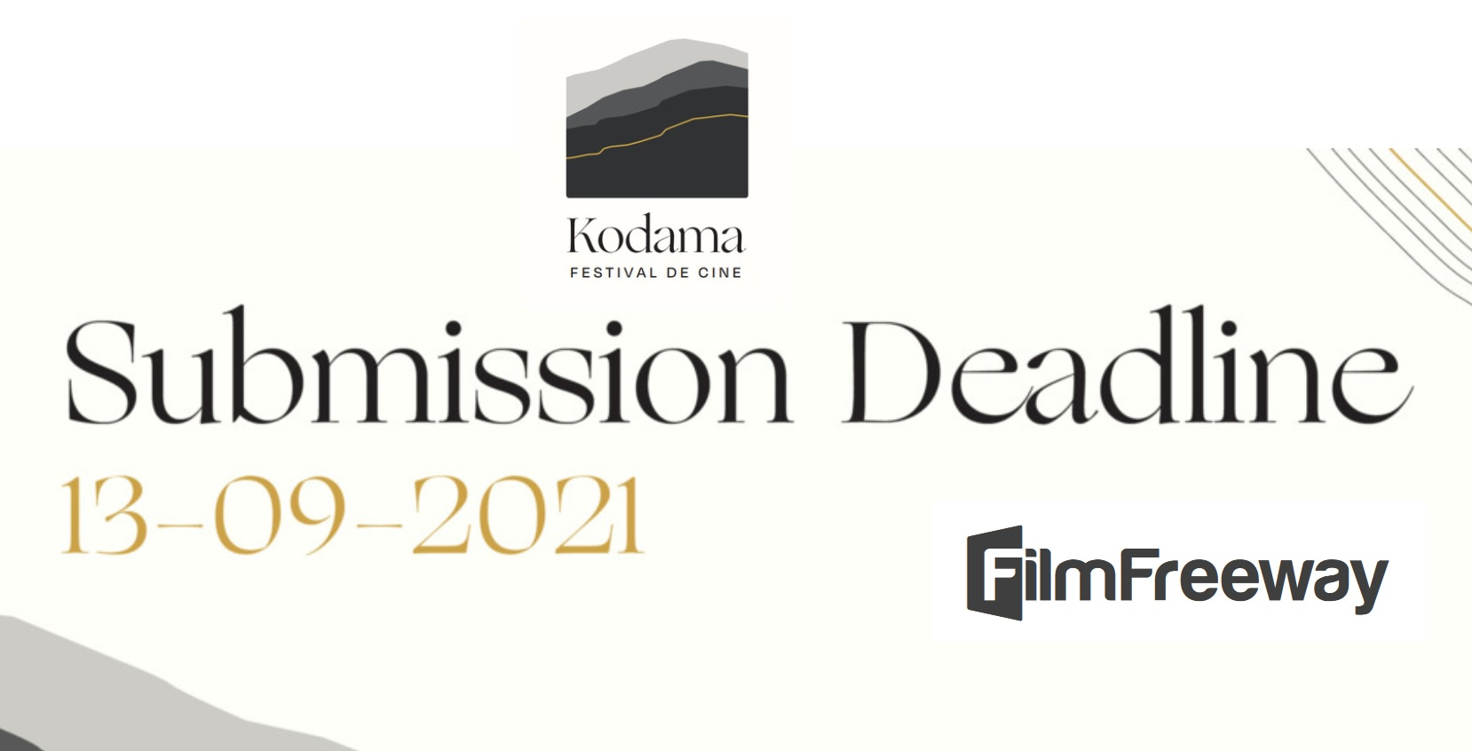 Kodama Film Fest & Photo Contest 2021 - logo