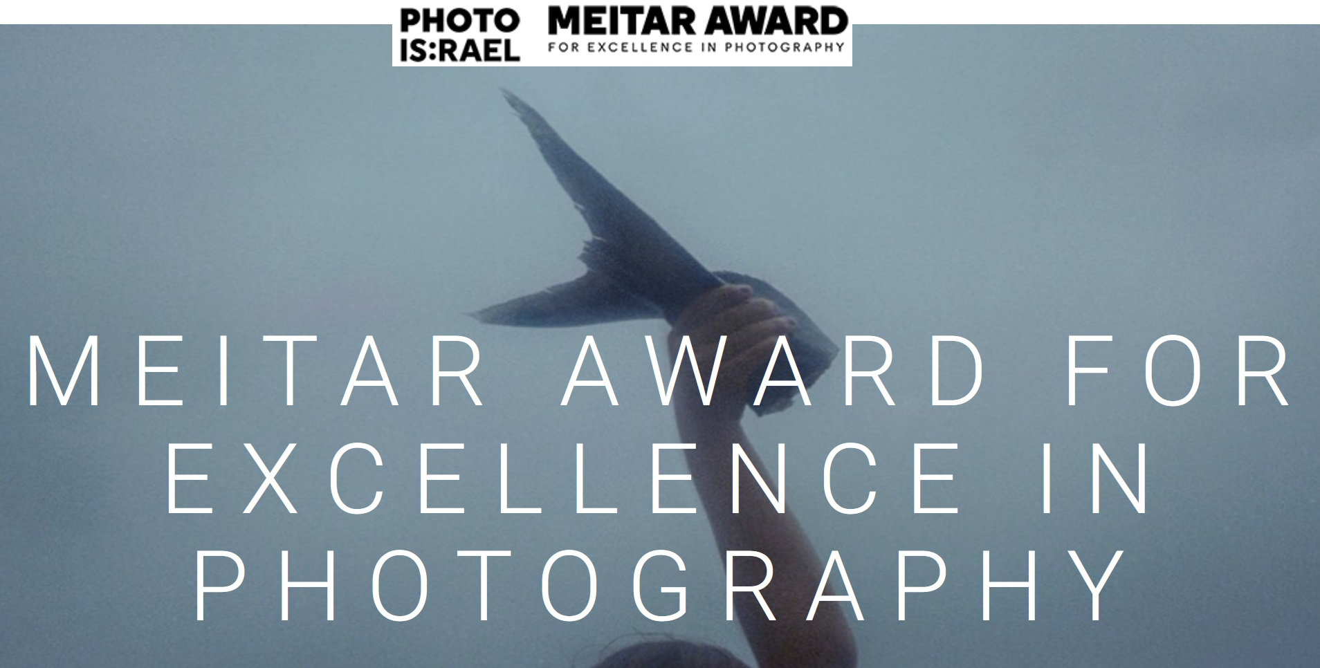 Meitar Award for Excellence in Photography 2021 - logo